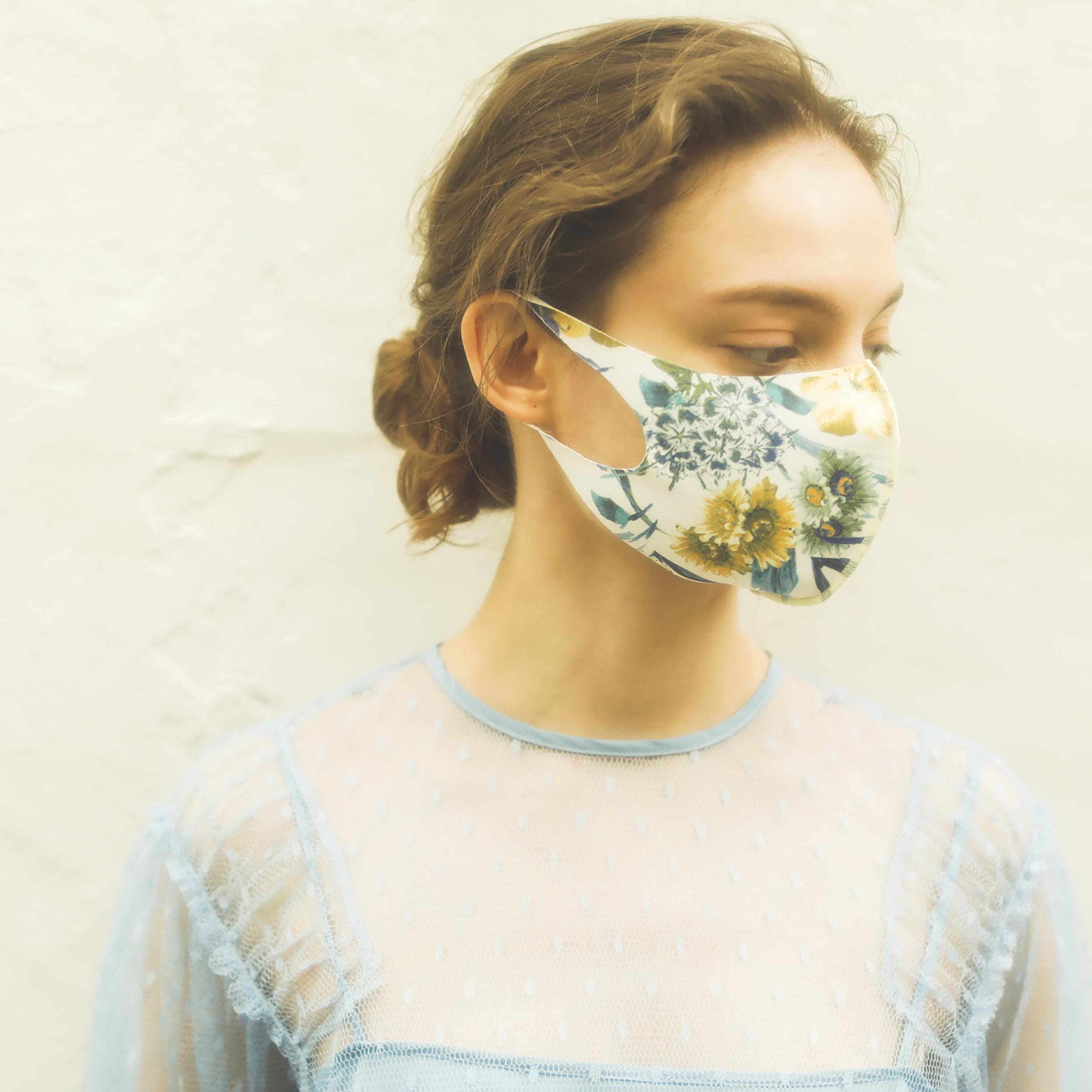 マスク/サマーフラワー