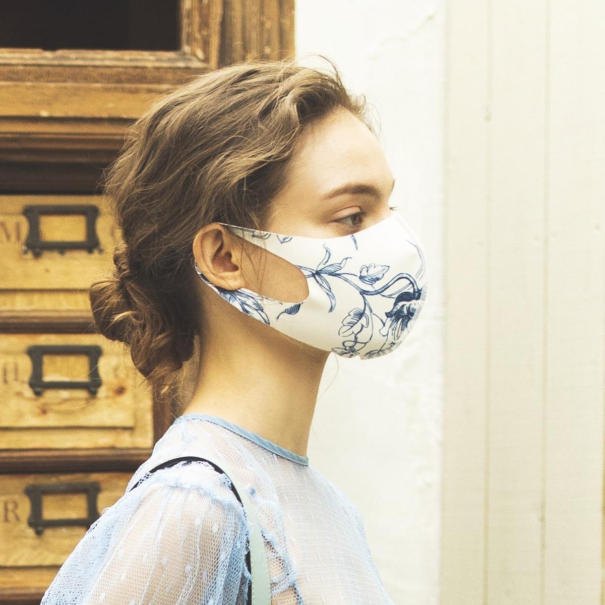 マスク/ラインフラワー